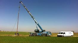 L'installation et la mise en service de votre matériel par nos spécialistes, vous garantissent l'efficience et la pérennité de vos installations